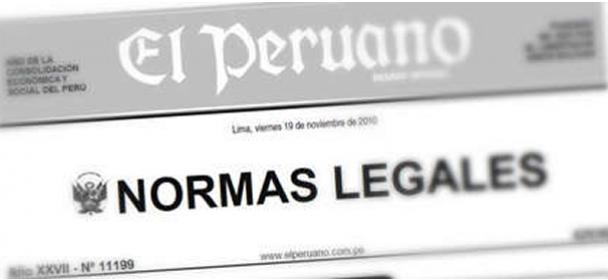 Normatividad Legal Vigente