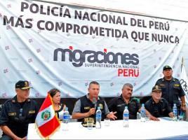 Inauguración del Puesto de Verificación Migratoria – PVM Carpitas – (04/12/2014)