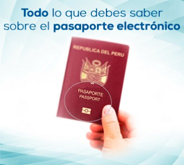Todo lo que debes saber sobre el Pasaporte Electrónico