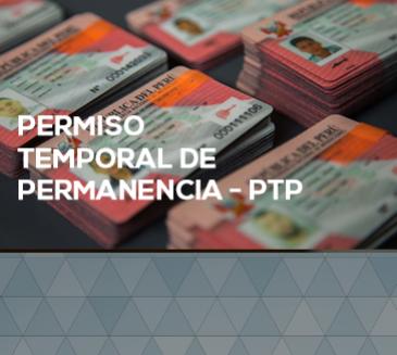 Permiso Temporal de Permanencia para ciudadanos venezolanos