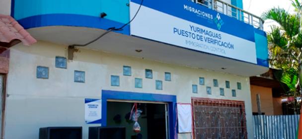 MIGRACIONES inaugura Puesto de Verificación Migratoria Yurimaguas, en Loreto