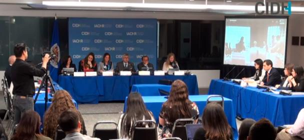 Superintendente de MIGRACIONES expuso ante la CIDH las acciones del Estado peruano frente a migración venezolana